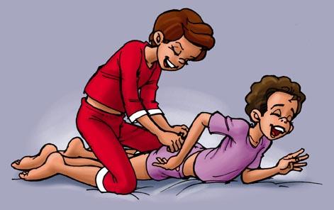 pinching pain in anus